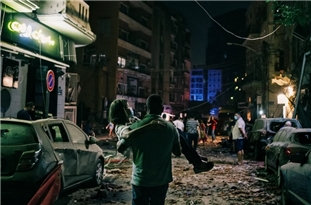 Death Toll in Beirut Blast Tops 100, Number of Victims Expected to Rise as Hospitals Overflowed with Wounded