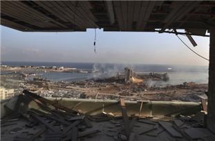 Aftermath of Beirut Deadly Blast: Damage, Explosive Remnants