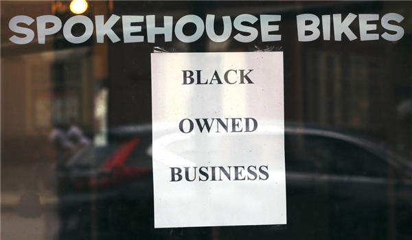 Fed Study: COVID-19 Overwhelmingly Strikes Counties with Most Black Businesses