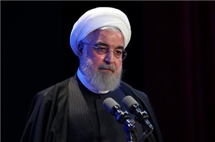 Rouhani: Iran Flag-Bearer of Democracy in Region