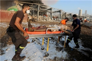 Analyst: US, Israel Beneficiaries of Beirut Explosion