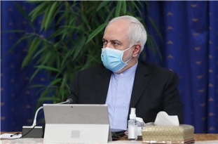 FM Zarif Reiterates Dispatching Assistance to Beirut