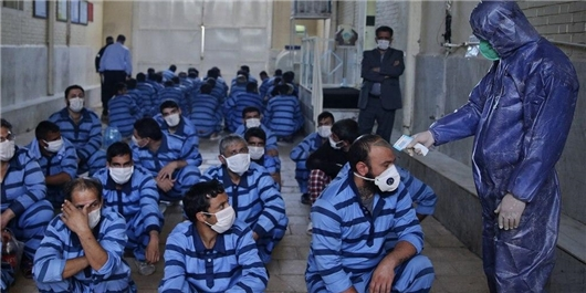 Spokesman: Over 100,000 Prisoners Furloughed by Iranian Judiciary to Lower COVID-19 Outbreak Risk in Jails