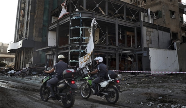 Several Staffers of Foreign Embassies Injured in Beirut Explosion
