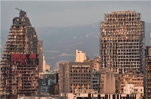 Governer Says Damage from Beirut Explosion May Amount to $15bln as Death Toll Rises to 135