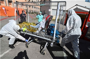 France's Daily Coronavirus Cases Highest Since End-May as Country 'Could Lose Control of COVID-19 at Any Time'