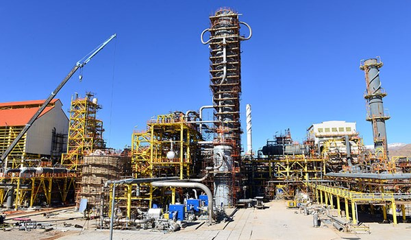 Iran Ups Petrochemical Output in Southern Persian Gul Company in 5 Months