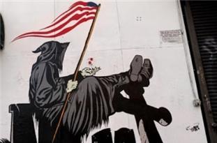 America, Killer of Oppressed!