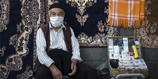 ماسک کرونا ایران