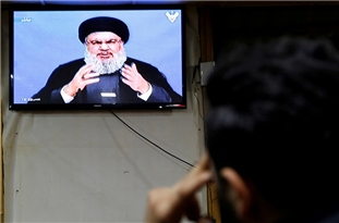 Iran's Top Commander Offers Condolence to Nasrallah, Lebanese Army Commander