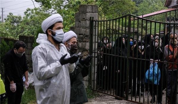 Iran Reports 2,125 New Coronavirus Patients, 132 Deaths