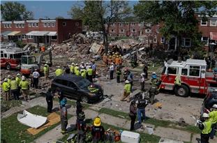 1 Dead, 7 Injured After Massive Gas Explosion Destroys Houses in US