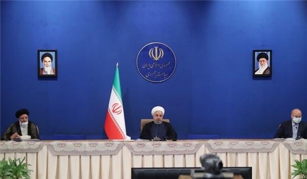 Rouhani: Iran to Thwart Enemies' Plots