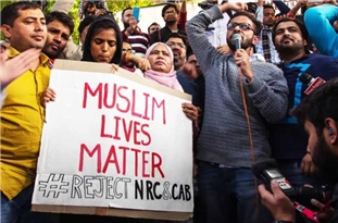 Rights Group Says Islamophobic Drift in Indian Police