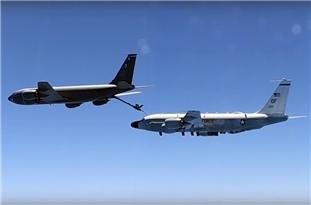 Russian Jet Intercepts US Reconnaissance Planes over Black Sea