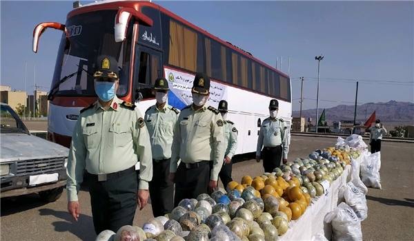 32 Tons of Narcotics Seized in Eastern Province in 4 Months