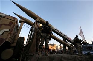 Hamas Launches Missiles Toward Mediterranean Sea 'in Warning to Israel'
