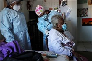 WHO Warns Americas Remain 'Under Grip' of Coronavirus