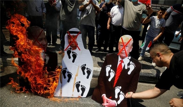 42 Prominent US, European Figures Sign Petition Condemning UAE's Normalization Deal with Israel