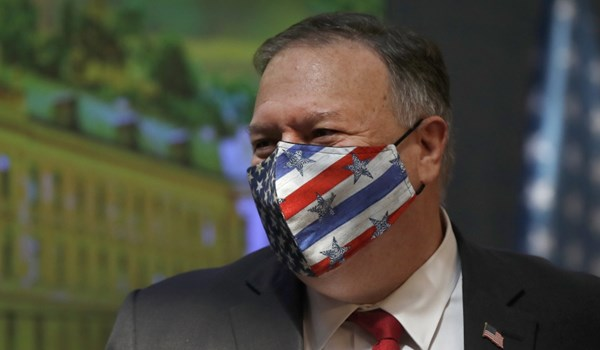 Iran: Pompeo Desperately Attempting to Clean US Face