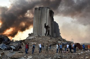 Former Minister: Israel Perpetrator of Beirut Blast