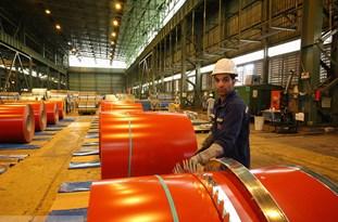 €1.5bln of Foreign Currency Saved in Iran's Steel Industry in 12 Years