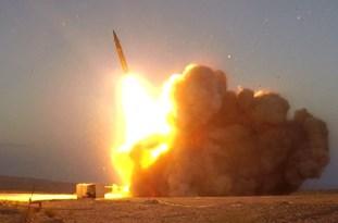 Iran Unveils 2 New Cruise, Ballistic Missiles