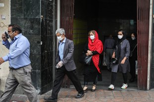 Deputy Minister: Coronavirus Deaths on Decline in Iran
