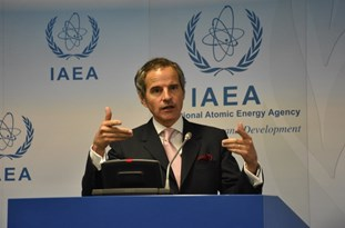 Spokesman: IAEA Chief's Tehran Trip to Focus on Safeguards Agreements