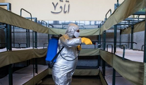 Spokesman: 95,000 Prisoners Furloughed in Iran to Lower COVID-19 Outbreak Risk in Jails