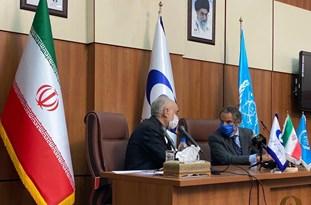 "Iran's N. Chief Terms Talks with IAEA Head ""Constructive"""