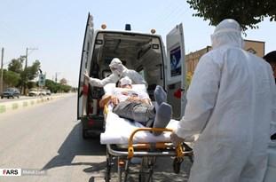 2,213 New Coronavirus Cases Found in Iran