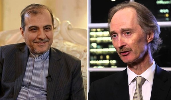 Iran, UN Discuss Syria, Idlib