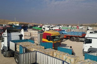 Commerce Grows via Mehran Border Crossing