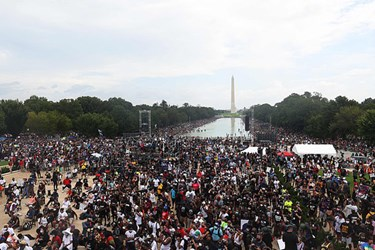 US: Thousands Gather for Historic March on Washington
