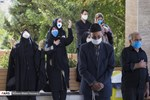 Iran: Medical Staff in Frontline Fight Against COVID-19 Held Mourning Ceremonies to Imam Hossein (AS) Martyrdom Anniversary