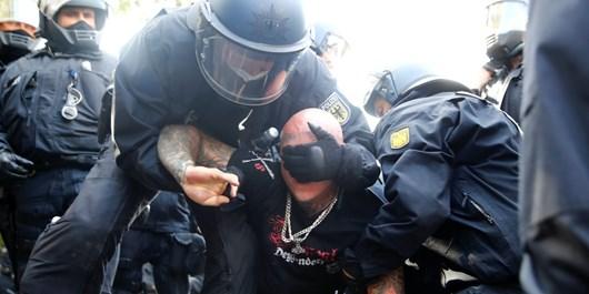 پلیس آلمان سایت انگلیسی