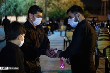 Mourning rituals held in Iran on Tasua Night