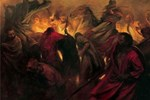 Painting of Muharram: Battle of Karbala