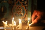 Ashura Evening Mourning Ceremony Observed in Iran