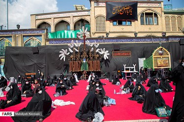 Iran Commemorates Ashura Day under Strict COVID-19 Protocols