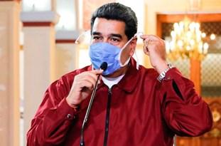 Maduro Calls Pompeo's 'War-Mongering' Tour A 'Failure'