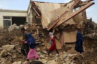 Iran Ready to Help Flood-Hit Afghan People