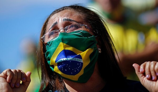 Death Toll from COVID-19 in Brazil Over 136,500