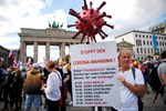 38,000 People Rally in Berlin Against COVID-19 Rules