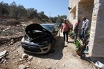 Israeli Racist Attack in West Bank by Fanatic Jews