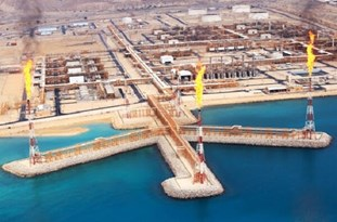 Iran Ups Production in South Pars by 2.5-Fold Since 2013