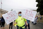Trump, Barr in Kenosha as Protests Continue over Police Shooting of Jacob Blake