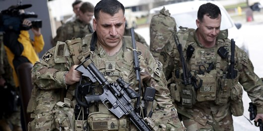 Iraqi Lawmakers Reiterate Expulsion of US Forces