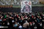 Muharram Mourning Ceremony at Tehran's Imam Hossein (AS) sq.